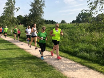 Chipping Sodbury Parkrun Takeover